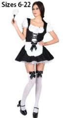 Flirty French Maid (SF0088)